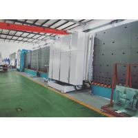 China Hollow Glass Double Glazing Machinery 60 Mm Hierarchical Washing System on sale
