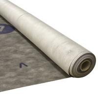 Permeable roofing membrane