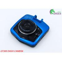 120 Degree Night Vision Dash Cam GT300 Mini 1080P Recorder For Parking Detection Manufactures