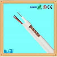 rg59 siamese coaxial cable with best price made in china antenna cable Manufactures