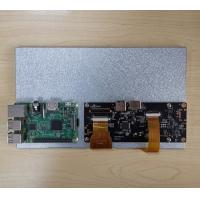 China 10.1 IPS HDMI Raspberry Pi LCD Display 1024*600 with Capacitive Touch Screen controller Board on sale