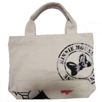 Waterproof Promotional Tote Shopper Bag Mickey Pattern For Girls Manufactures