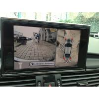 Quality HD Camera 360 View Car Camera System / 360 Parking Camera For Audi A6L Parking for sale