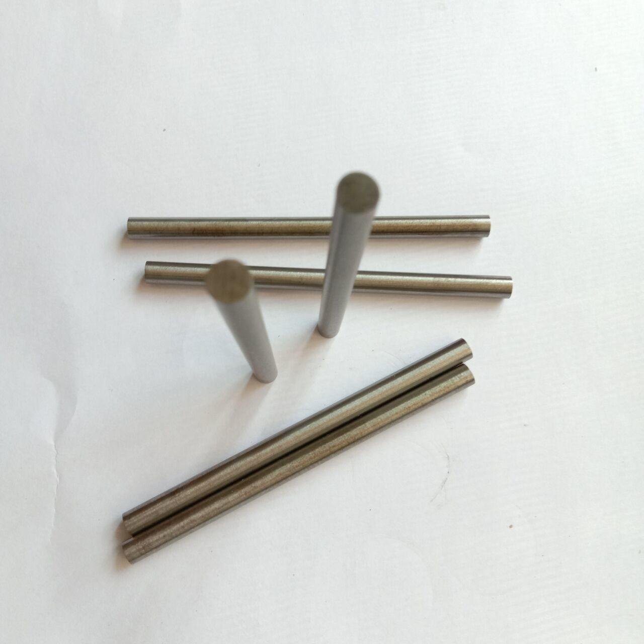 China ISO H6 Tungsten Carbide Round Stock For Cutting Tool With High Precision on sale
