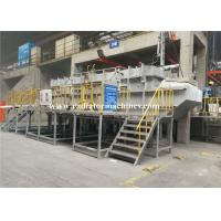 45000 Kg Gas Fired Aluminum Holding Furnaces With High Thermal Efficiency