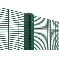 Outdoor Galvanized Wire Welded Mesh Fence Panels Durable For Construction Manufactures