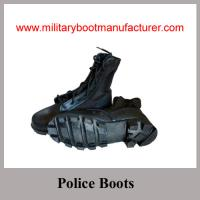 Wholesale China made Genuine Leather  Military Jungle  Boots with Panama Soles Manufactures
