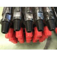 Water Well Drilling Rig,3m API Water Well Drill Pipe , Seamless Drill Pipe Easy Bit Departing Manufactures