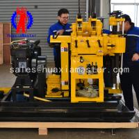 direct supply rural water well diesel power drilling rig hydraulic exploration drill rig / 200m depth so easy! Manufactures