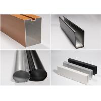 Powder Coating Metal Baffle Ceiling Tiles Building Materials Easy Installing Manufactures