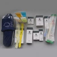 Hotel Amenities/Commodities Kit, Customized Orders are Accepted Manufactures