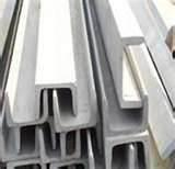 EN / ASTM Hot rolled steel channel dimensions Q345, A36 for low temperature resistant Manufactures
