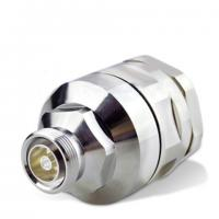 China N RF coaxial Connector N male/ plug connector for 1-5/8 coaxial cable on sale