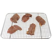 Buy cheap 304 316 SS Wire Mesh Baking Tray Custom Size With Electrolytic Polishing Surface from wholesalers