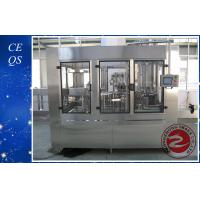 Soda Water Carbonated Drink Filling Machine Production Line Manufactures
