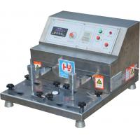 Stainless Steel Friction Tester In Abrasion Resistance Test Machine , High Speed for sale