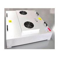 GMP Workshop Large Air Volume HEPA Filter Unit Powered EBM Fan Manufactures
