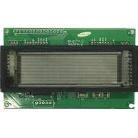 Graphic VFD Display Module High Brightness Quick Response Time 140T322A1 140x32 Dots Manufactures