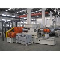 Single Screw Rubber Extruder Machine With Mold Temperature Controller 220V/380V Manufactures