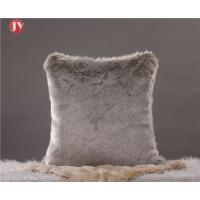 decorative luxury soft fluffy faux fur throw pillow covers 18inch*18inch