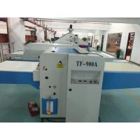 China High efficiency Fusing Press Machine /Heating Garment Fusing machine / Press machine fuses for factoryTF-900A on sale