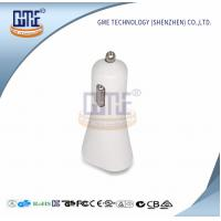 5V USB In Car Charger White Switching AC DC USB Cable Charger Manufactures