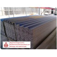 Fireproof Corrugated Roof Tile Making Machine Decorative Roof Sheet Forming Machine Manufactures