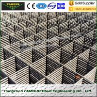 Painted AS / NZS - 4671 Steel Reinforcing Mesh Industrial Shed Slabs Use Manufactures