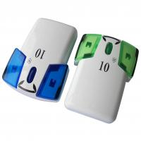 Buy cheap 2.4G wireless ergonomic mobile mouse G011 from wholesalers