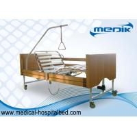 China Customized Medical Home Care Beds Foldable Hospital Bed For Elderly on sale