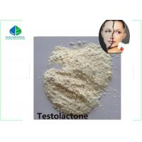 China Fat Burning Steroids / Male Hormone Testosterone White Crystalline Powder on sale
