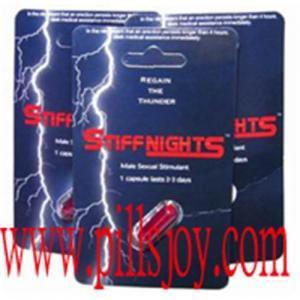 Stiff Nights Penis Enlargement Pills Manufactures