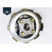 CD100 CD110 Motorcycle Clutch Assembly For Scooter Honda 100cc Replacement 4 Screw Manufactures