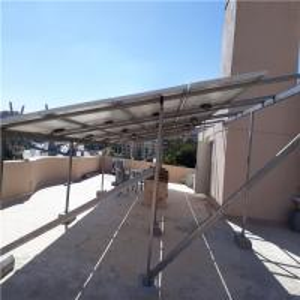 2kw home solar power system solar fan & lighting system solar lighting system for indoor Manufactures