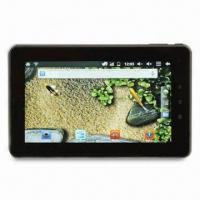 7.0-inch Capacitive Touch Screen Android 2.3 aPad Style Tablet PC with Wi-Fi Manufactures