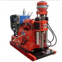 Quality GXY-2K Spindle Rotary Drilling Rig / Exploration Drilling Torque 2760 N.m for sale
