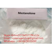11286339  Hormone Mestanolone Raw Steroid Powder, Material Powder, Steroid Anabolic supplier, CAS:521-11-9 Manufactures