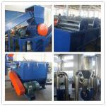 Custom LDPE Plastic Washing Plant 500kg/H 30m*2m*3m 1000mm*600mm Manufactures