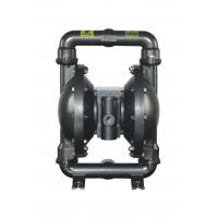 Stainless Steel Compressed Air Diaphragm Pump , Small Air Operated Pneumatic Pump Manufactures