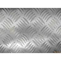 Decorative flooring / table / tank 3003 Checkered Aluminum Sheets Mill Finished Surface Manufactures