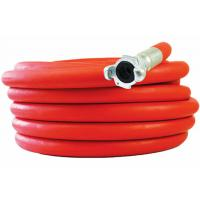 ID 19mm x 50 ft Rubber Air Hose for Rock Drilling , Coiled Air Hose for USA market Manufactures