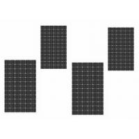 Residential Roof 260W Solar Panels Monocrystalline With Anti - Reflective Coating Manufactures