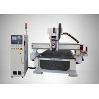 A Plate type CNC Router Machine Automatic Blades Changing System PEM -2030M Manufactures