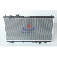 Auto Parts 2010 PLM mazda premacy radiator , racing aluminum radiator Manufactures