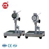 Desktop Style Wire Insulation Coating Thickness Tester Scale On Base Manufactures