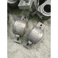 Quality Cast Steel Material Plummer Block Bearing With SN518 Heavy Duty Housing for sale