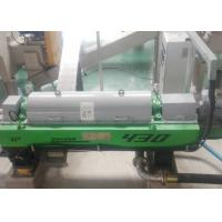 Double Motor Wastewater Sludge Centrifuge , Variable Frequency Oil Water Centrifuge Manufactures