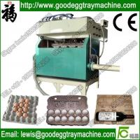 Automatic Chicken Egg Dish Making Machine Quality Egg Tray(FC-ZMW-4) Manufactures