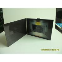 China Different Size Lcd Greeting Card With Video Screen / Antique Imitation Style on sale