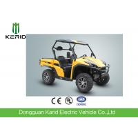 ATV 4x4 Utility Vehicle With 2 Seats For CVT Gasoline 700cc Engine Drive Manufactures